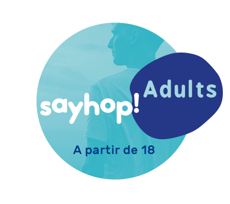sayhop! Aprendizaje activo de inglés a través de teatro y role play